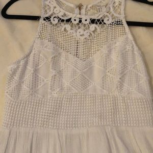 Forever 21 Dresses - Lace detailed dress